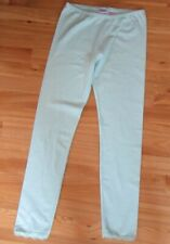 Justice Girls 10/12 Minti Pull On Pant Skinny Leggings Great Preowned Cute
