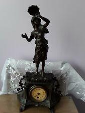 Ancienne  horloge .