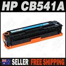 1x Cyan Toner for HP CB541A Colour LaserJet CM1312 CM1312nfi CP1215