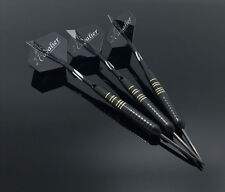23g Profession Steel Tip Dart Aluminum Shafts Flights Case 3-Pack Dart Set +Case