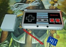 Nintendo 3DS XL NES (Limited Edition) System Console + Charger plz read