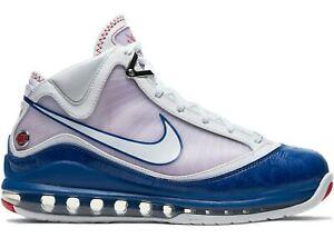 Lebron 7 Los Angeles Dodgers Nike Sneaker DJ5158-100 Sizes 10-11 Confirmed