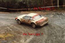 Per Eklund & Dave Whittock Toyota Celica 2000 GT RALLY RAC 1982 fotografía 2