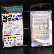 Maru Smallest World's Cube Nano Cube 15mm 3x3x3 Magic Cube Glow In Dark DIY KIT