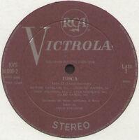 Giacomo Puccini - Tosca - Rca Victorola