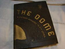 THE DOME OF 1937 NOTRE DAME OLYMPIC INTEREST  SPORTS JESSE OWENS SET NEW RECORD