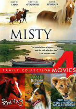 Misty/The Red Fury/Lassie: The Painted Hills/The Lion Who Thought He Was...