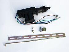 PEUGEOT AUTO centrale Keyless Entry bloccaggio 5 Wire solenoide ATTUATORE MOTORE