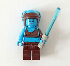 Lego Star Wars Aayla Secura minifigure (from 75182) Revenge of Sith Clone Wars