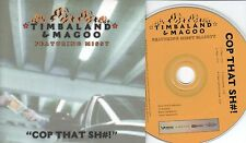 Timbaland & Magoo  CD-SINGLE COP THAT SH*T   /  PROMO