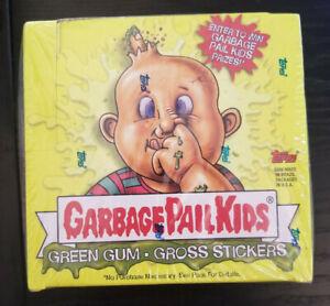 2003 GARBAGE PAIL KIDS ALL NEW SERIES 1 (ANS1) SEALED BOX - 24 Packs - GPK