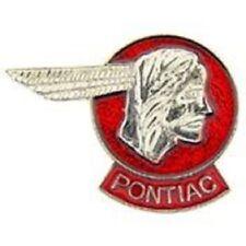 Pontiac Car Logo Pin