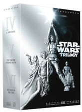Star Wars Trilogy: Episodes IV, V and VI DVD (2006) Mark Hamill