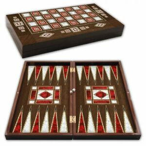 Backgammon Star Pearl Lucy