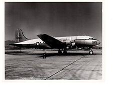 Douglas Skymaster R5D-3  VRM-352 El Toro Navy Fighter Aircraft Photo 8x10 1957
