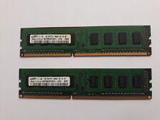 MEMORIA RAM SAMSUNG - 1GB DDR3 A 1333MHz