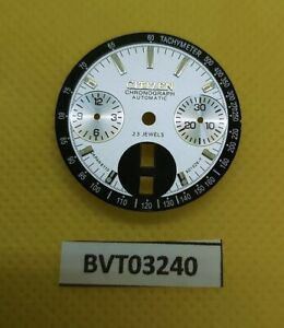 NEW CITIZEN BULLHEAD CHRONOGRAPH SILVER DIAL MENS WATCH BVT03240
