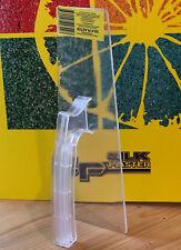 Glättkelle/Traufel SILK PLASTER durchsichtig  zum Auftragen von Flüssigtapete