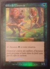 Elfes de Llanowar PREMIUM / FOIL VF 7ème edition - French Llanowar Elves 7th Mtg