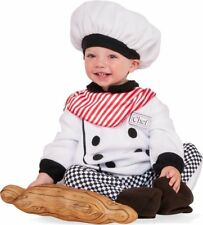 Little Chef Infant Costume Baker Dress Up Halloween Infant 6-12 months