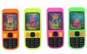 Wasserspiel Telefon Kinder Handy Spielzeug Geduldspiel Geburtstag Tombola