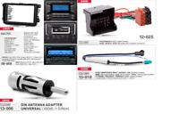 SET 2Din Einbau Rahmen Radio Blende passend für VW GOLF 5 6 EOS Passat Polo CC