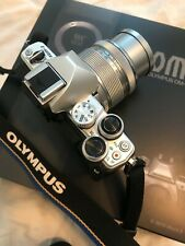 New listing Olympus Om D-E -M10 Mark Ii with Both the 14-42 and 40-150mm lens.