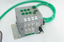Pneumax ENOVA Solenoid Valve Manifold 2311.03P 24v Pneumatic