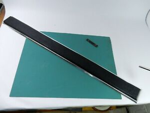 1981-90 Dodge Ram/Ramcharger OEM Right Passenger-Side Door Exterior Molding Trim