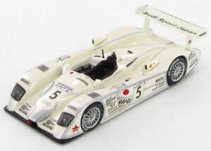 Audi R8 Team Goh Japan #5 Le Mans 2002 1:43 (Ixo)