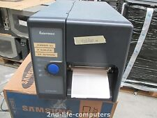 Intermec PD41 PD41A61000002020 Thermal Barcode Label Printer USB 20405700 METERS