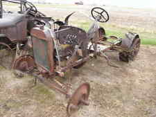Home Built Model T Ford Tractor Conversion Smith Form-A-Tractor Staude Make