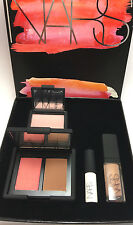 NARS Wicked Attraction 3760 - 4pcs Set Eye Base/Shadow/Blush&Bronzer/Gloss