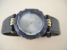 Boys Carrera y Carrera Sculptured Titanium & Solid 18k Gold Watch