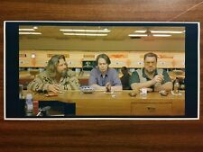 The Big Lebowski Movie Poster Print Bar Eats You Bowling Scene Man Cave The Dude