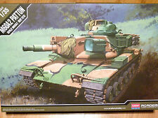 Academy 1:35 M60A2 Patton Tank Model Kit