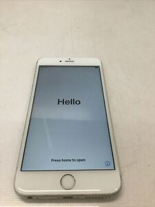 Apple iPhone 6s Plus - 64GB - Silver A1687 (Unlocked) (CDMA+GSM)