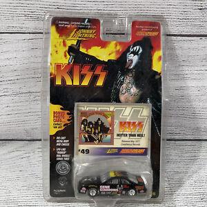 Jhonny Lightning Kiss Gene Simmons Racing Dreams Die-Cast #49 Real Wheels Series
