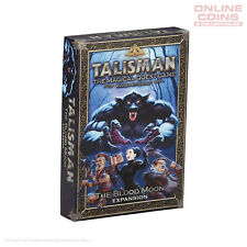 Talisman Revised 4th Edition The Blood Moon Expansion