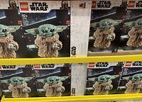 Lego 75318 The Child Star Wars Mandalorian New Sealed 1073pc US seller