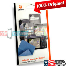Griffin Universal Screen Protector 5-Pack for Car GPS iPod Camera Small Phones