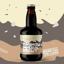 More details for limited edition hawkshead tiramisu imperial empty stout bottles. pre 1200s info