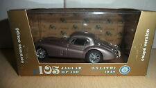 JAGUAR XK 120 BROWN BRUMM 1/43
