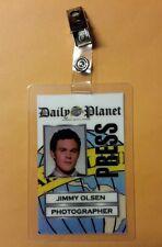 Superman Smallville ID Badge - Jimmy Olsen Photograher costume prop cosplay