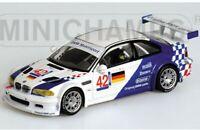 MINICHAMPS  400 012192 052302 430 812571 BMW M1/ M3 diecast model race cars 1:43