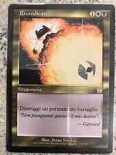 MAGIC MtG - Rivendicare - Vindicate  -  NM ITA