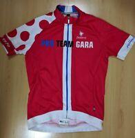 Nalini Pro Team Gara full-zip Moa Sport cycling jersey Large L