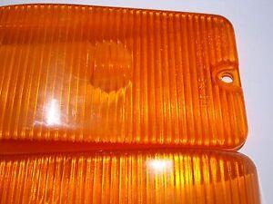 1964 1965 1967 1968 1969 1970 Dodge A100 A108 Wagon Pickup Parking Light Lenses