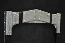 Carport Bracket Set 6inch C Section Purlin-Garage-Shed-Steel Plate  Apex Haunch