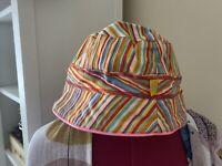 Multi Coloured Bucket Hat By Kookai